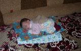 Любимая поза для сна =)