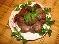 Нежная куриная печень в прованских травах