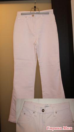 Штаны, производство Турция, новые, размер 42-44, с ремнем