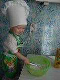 Первые шажочки кулинара.