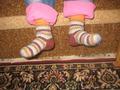 Весёлые носочки