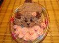 Торт- собачка