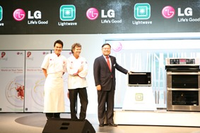 «Мир на твоем столе» - тема финала Международного кулинарного чемпионата LG