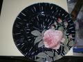 """тарелка """"роза"""""""