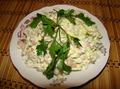 Фасолевый салатик