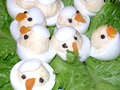 Фаршированые яйца