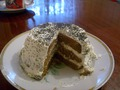 торт из микроволновки за 6 минут