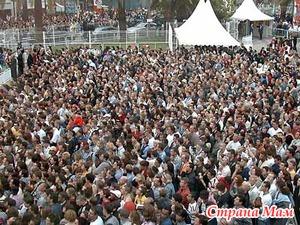 Безопасность в толпе
