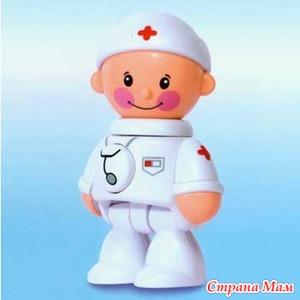 Анализ крови ребенка - часть первая.