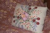 Вышивка ленточками