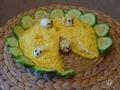 салат с мышками