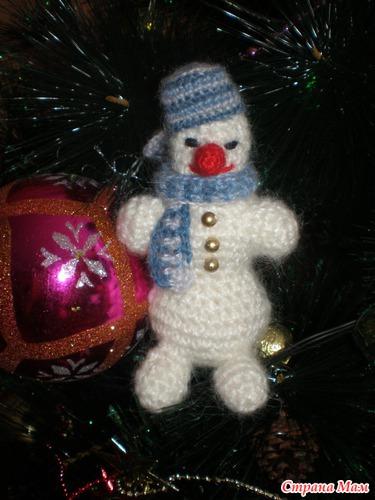 снеговичок Сима