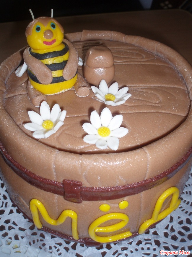 Торт для пасечника картинки
