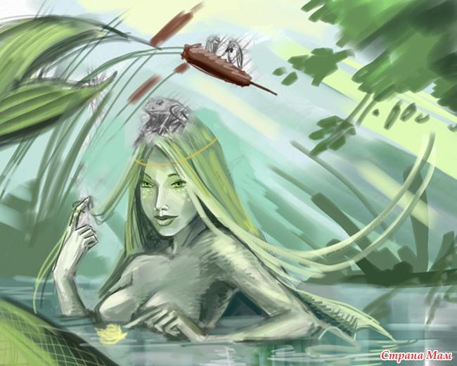 Картинки кикиморы болотной 5 класс по музыке