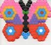 Бабочка из термомозайки