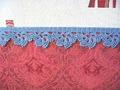Бордюр настенный из Виолета