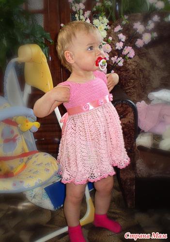 платье по мастер-классу от Нарнии