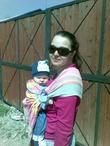 Ясенька с мамочкой)))
