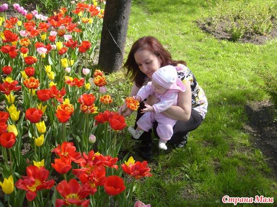 Я подарю тебе цветочек!