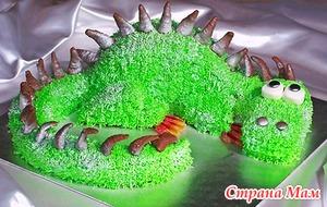 2012-й год  - год Чёрного Водяного Дракона Рецепты и идеи  для украшения новогоднего стола