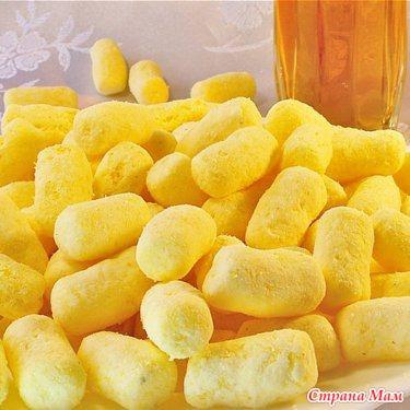 пирожные из кукурузных палочек рецепт с фото