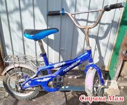 велосипед двухколесный