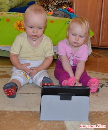 Если в доме тихо, значит, дети смотрят мульт!