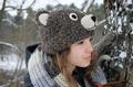 """шапка-""""Медведь"""""""
