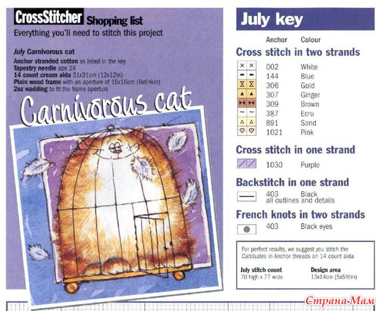 July Cat