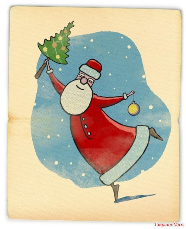 восприятие цвета прикольный дед мороз на открытку путин
