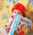 Книжки не только интересные, но и вкусные.Сонечке 6 мес., обожает сказку про Красную шапочку. Нам очень нужна электронная книга PocketBook, потому что наша семья очень любит читать везде, а с PocketBook - читать очень удобно и легко в любом месте!