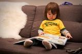 Пока малыш на развивайках, мама будет читать развивайки в PocketBook  ;)