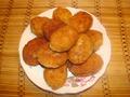 Рыбные котлетки из филе пангасиуса.