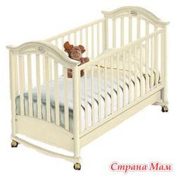 Продам наикрасивейшую итальянскую кроватку PALI