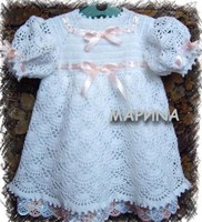 Платье для принцессы с блестящим мастер-классом. (из интернета)