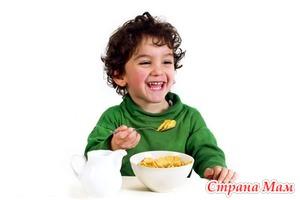 Ягоды в питании детей.