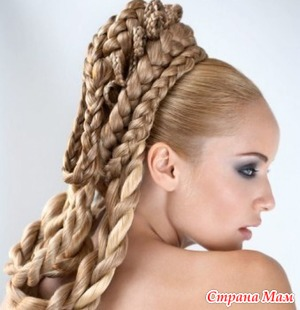 Расти коса до пояса, не вырони ни волоса.