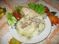 вторые блюда