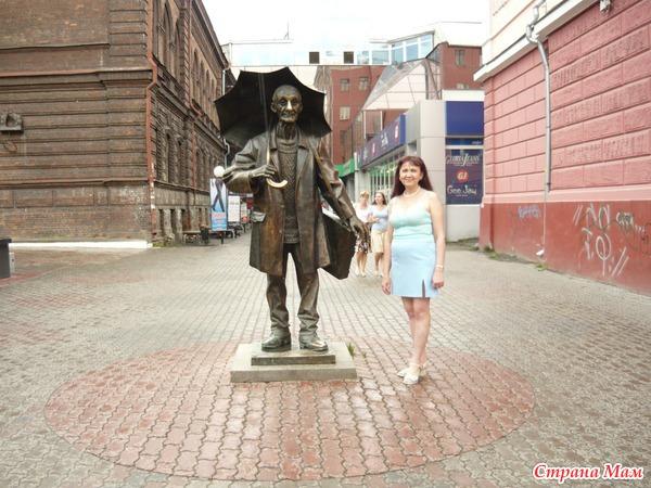 Любимый город Красноярск