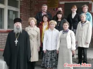 Православные врачи Архангельска провели выездной прием пациентов в Каргополе.