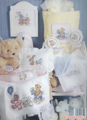 Мишки для малышей