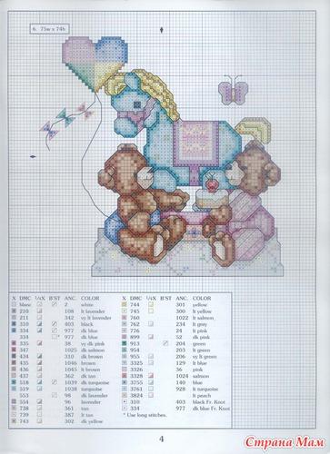 Мишки для малышей7