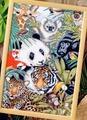 Обитатели джунглей