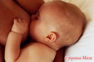 Самые популярные мифы о грудном вскармливании.