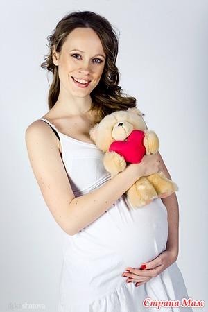 Беременность и работа.
