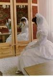 в отраженьи свадебных зеркал