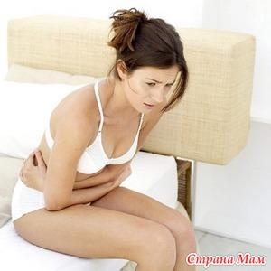 Если менструация болезненна - часть первая.