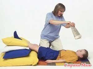 Что делать если ребенок упал в обморок