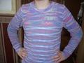 простенький свитерок