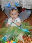 бабочка красавица, скушайте варенье)
